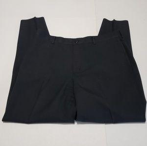 LL Bean Mens 38 x 32 Classic Fit Dark Gray Pants
